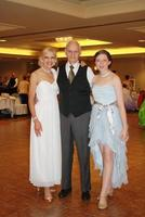 Teacher Jan with students Joe & Aislynn at the  Louisville Competition 2014